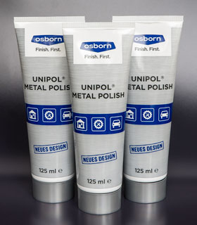 Unipol Metallpolitur 3 x 125 ml Tube